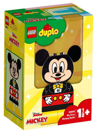Lego LEGO Duplo My First Mickey Build Renkli